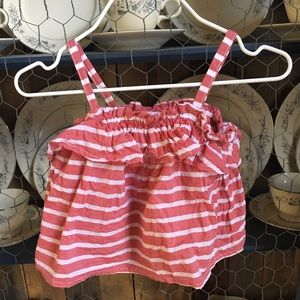 Old Navy tank with coordinating bloomers